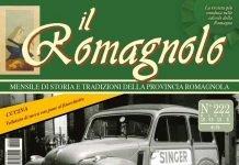 Copertina del n° 222 de Il Romagnolo